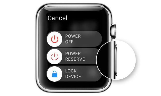 How to properly reset the smart watch Apple Watch?