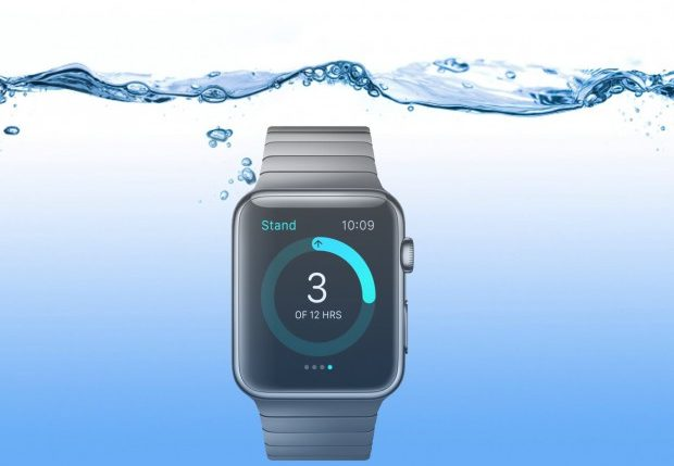 Can you swim with Apple Watch in the water?