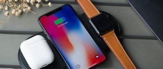 Is it possible to charge iPhone X, 8 or 8 Plus with the Apple Watch charger?