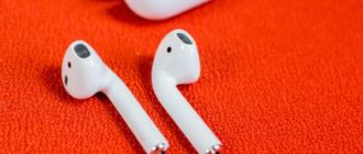 How to determine the AirPods degree of water resistance?