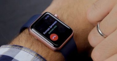Why can't I make a call with my Apple Watch?
