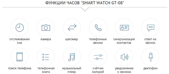 ¿Qué características tiene Apple Watch?