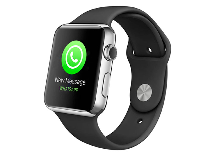 ¿Cómo instalar WhatsApp Messenger en Apple Watch?