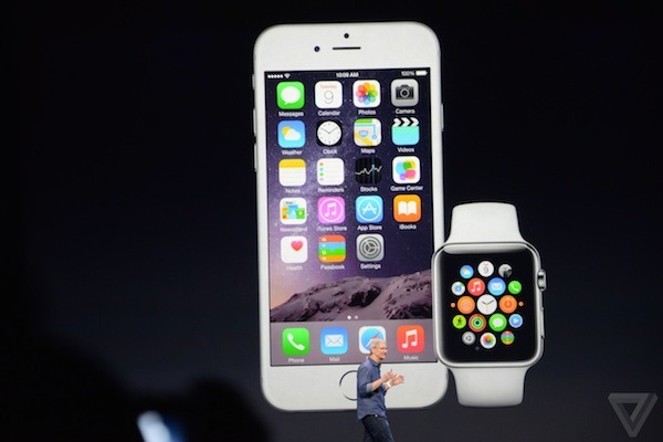 Синхронизация Apple iWatch с iPhone
