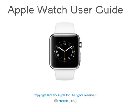 как пользоваться часами apple watch