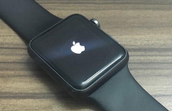 Подключение iWatch к iPhone - шаг 1
