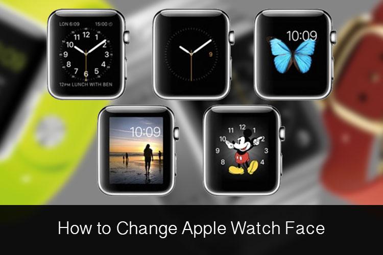Как установить новую тему обоев на Apple Watch