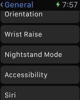 Режим Nightstand Mode