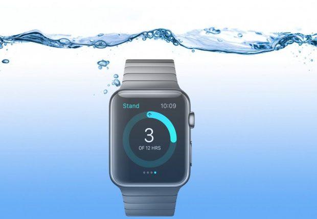 Можно ли плавать с Apple Watch в воде
