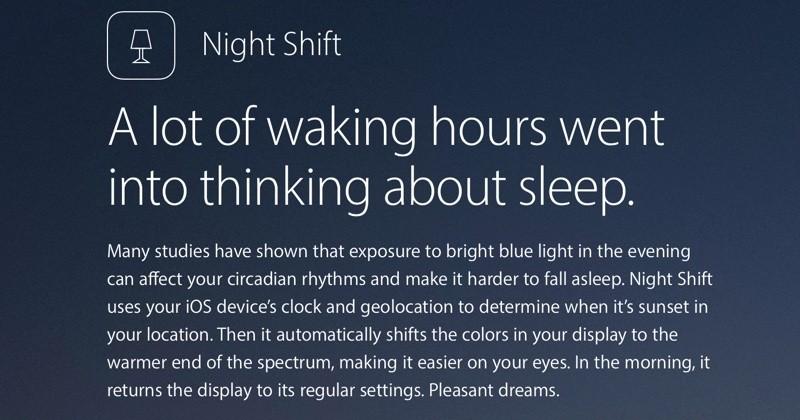 Что такое ночной режим в Apple Watch?