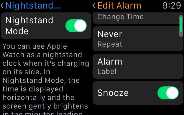 Что такое и для чего нужен ночной режим в Apple Watch