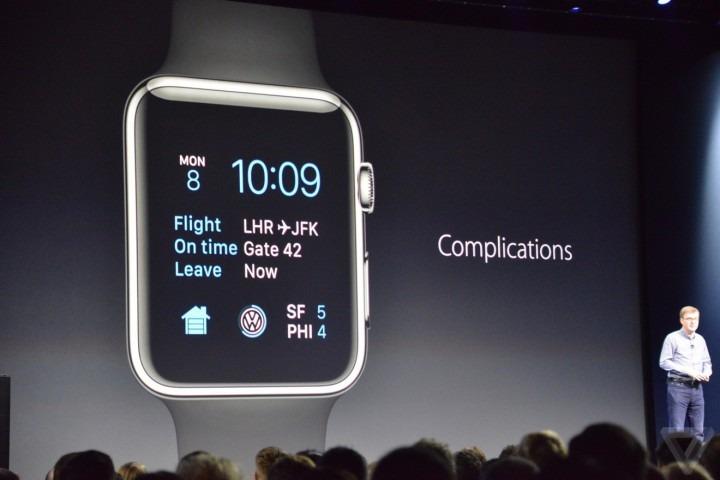 """""""Сквозь время"""" в Apple Watch"""