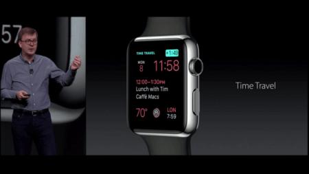 Что такое функция сквозь время в смарт-часах Apple Watch