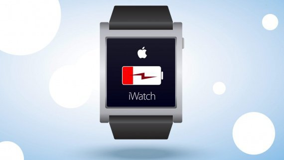 Is the Apple Watch battery running out fast?