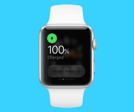 На сколько хватит аккумулятора Apple Watch для автономной работы?
