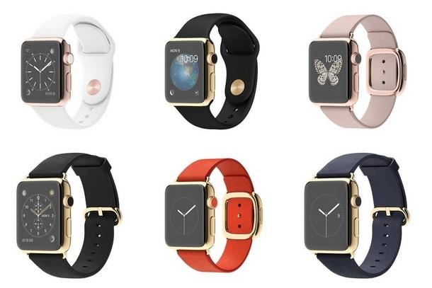 Как изменить вид часов Apple Watch?