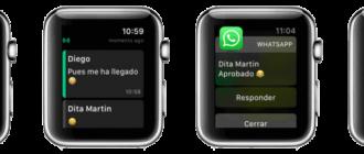 Установка WhatsApp на Apple Watch