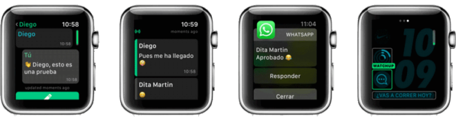 Установка WhatsApp на Apple Watch