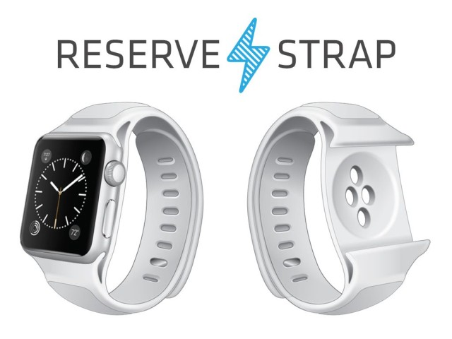 Reserve Strap in iWatch
