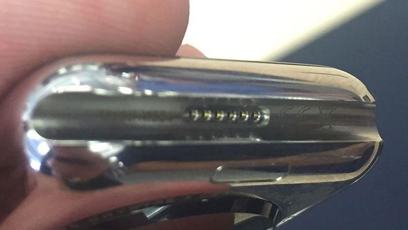 Умные часы Apple Watch обходятся лишь 6 портами