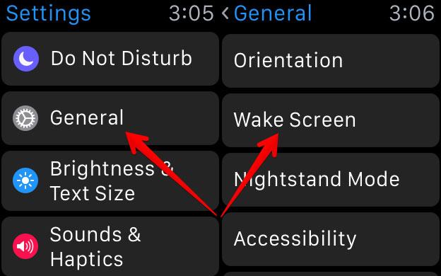 Пошаговое руководство по настройке экрана iWatch