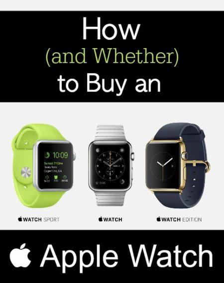 Стоит ли покупать смарт-часы Apple Watch?