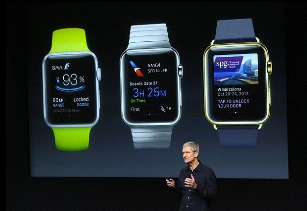 Почему имеет смысл брать умные часы iWatch?