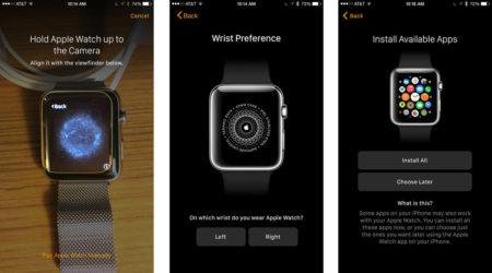 Как правильно настроить экран на Apple Watch?