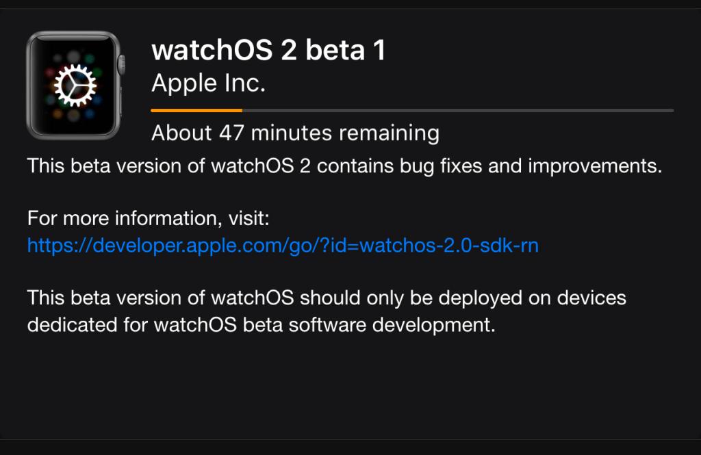 Прошить Watch OS на умных часах