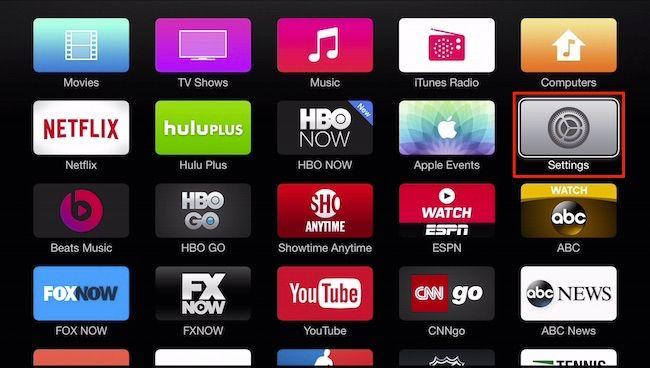 Как подключить iWatch к Apple TV?