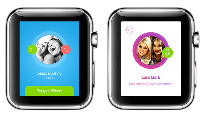 Как установить Viber на Apple Watch?