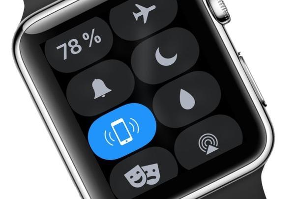 Как при помощи Apple Watch найти iPhone