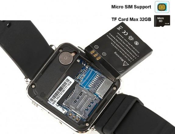 Поддерживает ли Apple Watch слот для SIM карты?