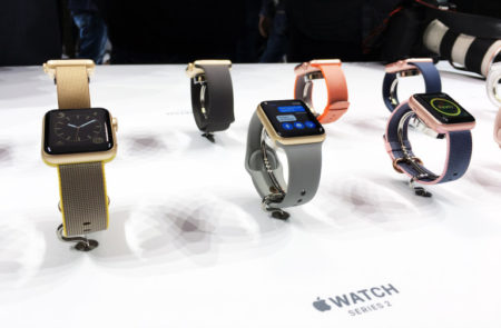 Продажи Apple Watch упали на 71 процент