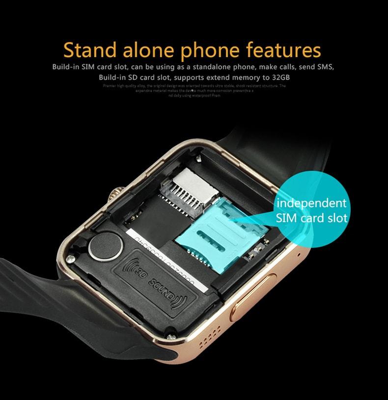 Какая версия Apple Watch поддерживает SIM карту?