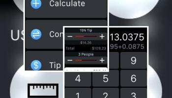 Расчет чаевых, вычисление арифметические операции, конвертация валют в CalcBot