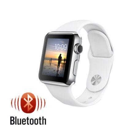 Модуль Bluetooth в Apple Watch