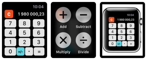 NanoCalc Калькулятор