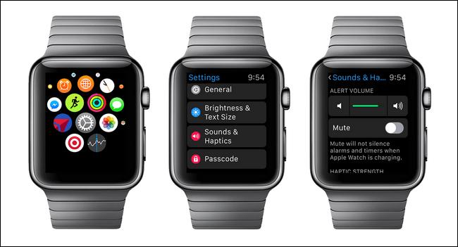 Как включить/выключить звук на Apple WatchКак включить/выключить звук на Apple Watch?