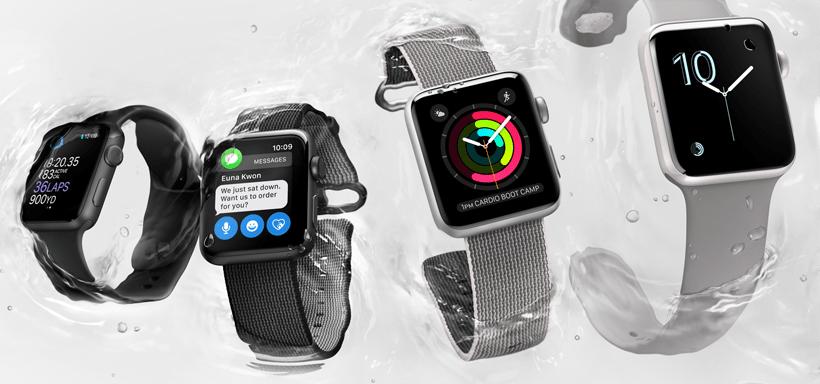 Как пользоваться Apple Watch Series 2?