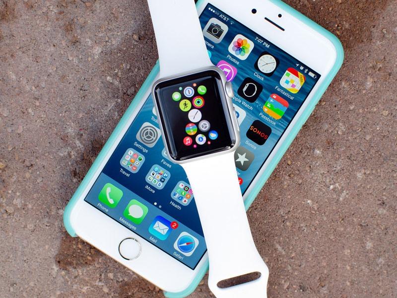 Изменение звука в iWatch на iPhone