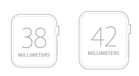 Which Apple Watch is better 38 mm or 42 mm?