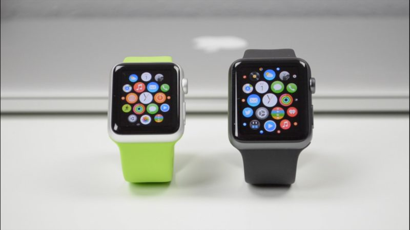 Какой из Apple Watch лучше 38 мм или 42 мм?