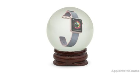 Дата выхода и первые слухи об Apple Watch Series 3