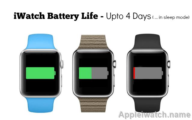 Сколько держит батарея Apple Watch Series 2?
