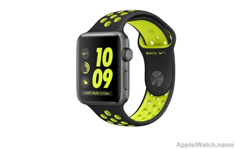 Обзор Apple Watch Nike+