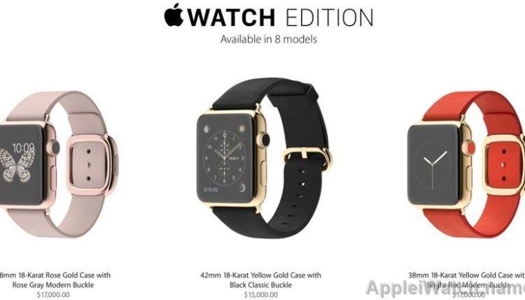 Обзор Apple Watch Limited Edition