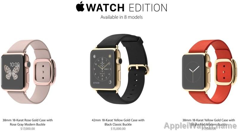 Обзор Apple Watch Limited Edition