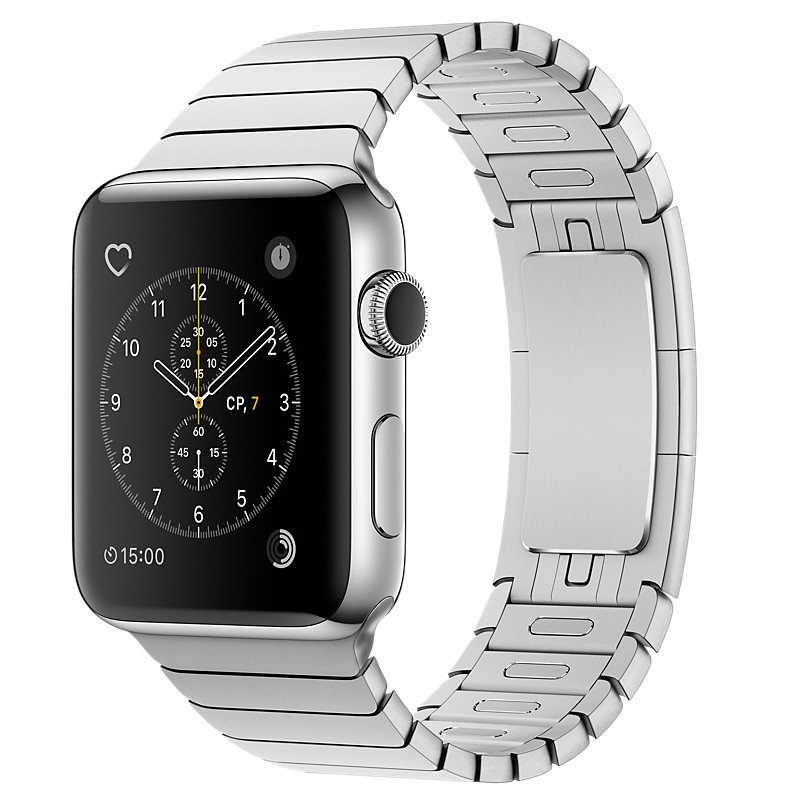 Умные часы APPLE Watch Series 2 38mm with Modular Band MNP52RU/A