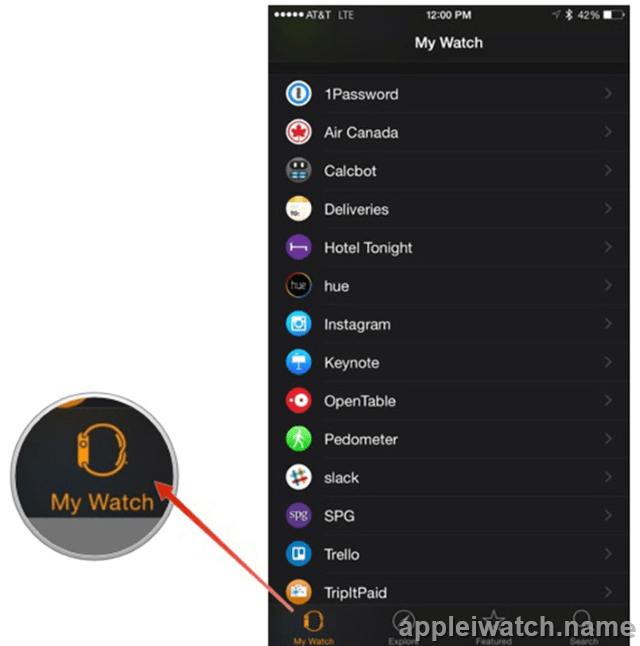 Как устанавливать приложение на Apple Watch?-2